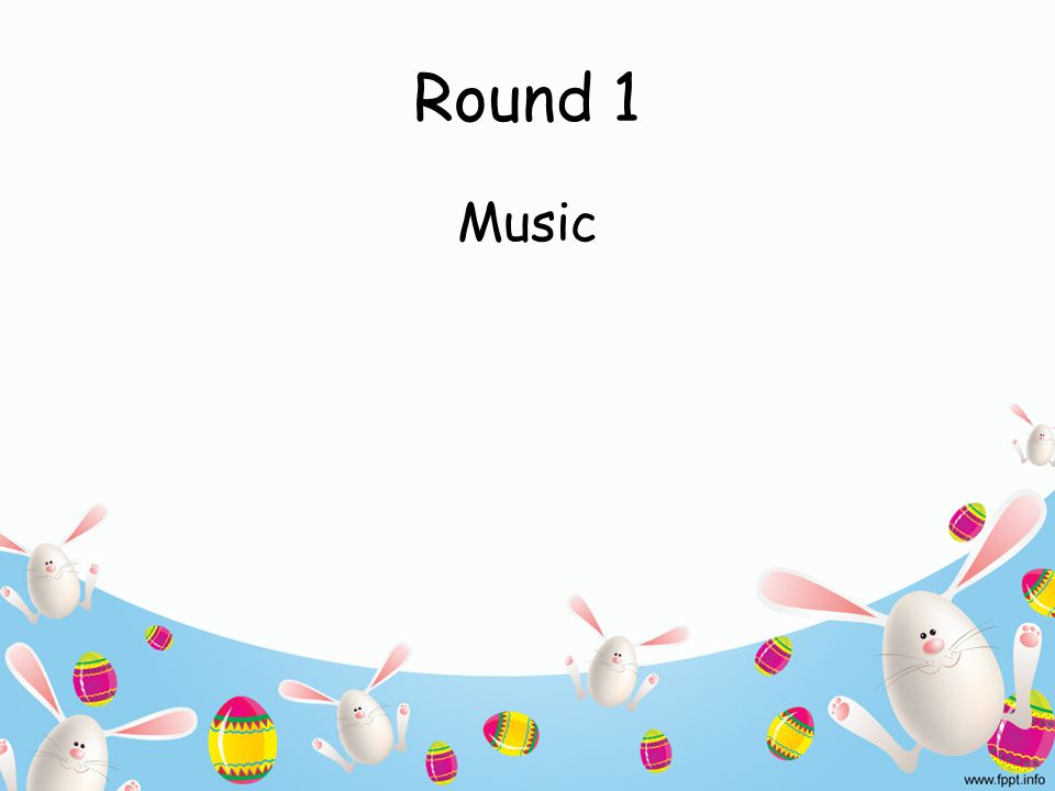 Round 1 Music