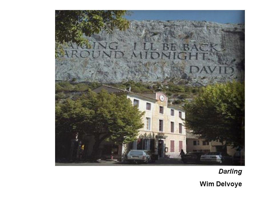 Darling Wim Delvoye