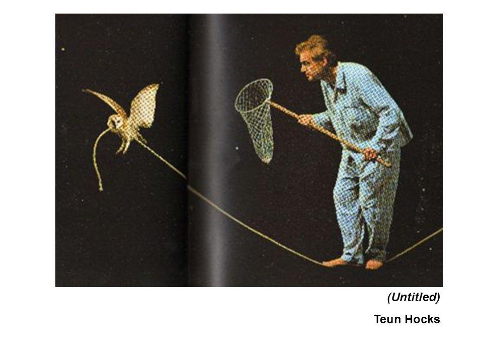 Hoovering Teun Hocks
