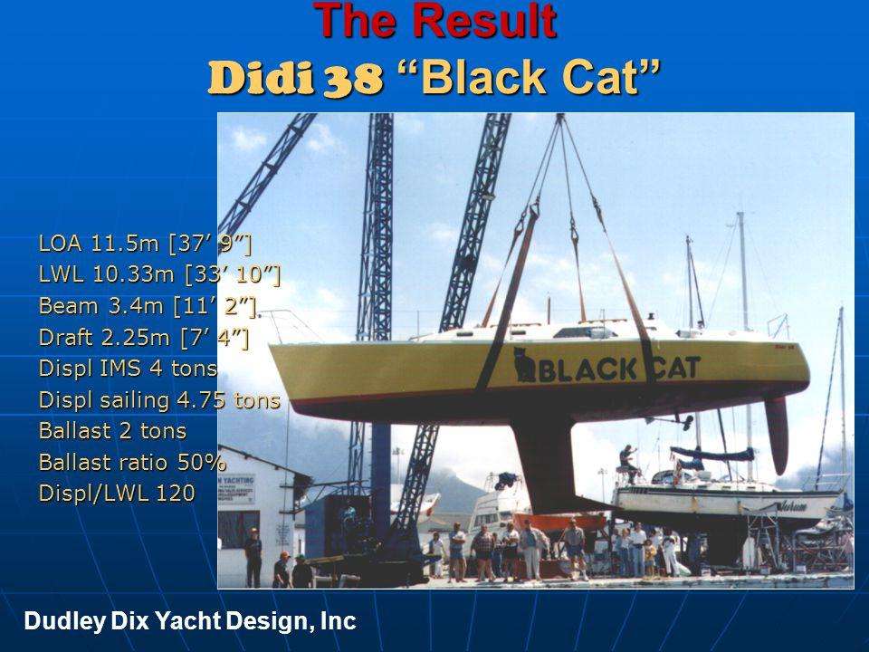 Didi Mini Construction Dudley Dix Yacht Design, Inc