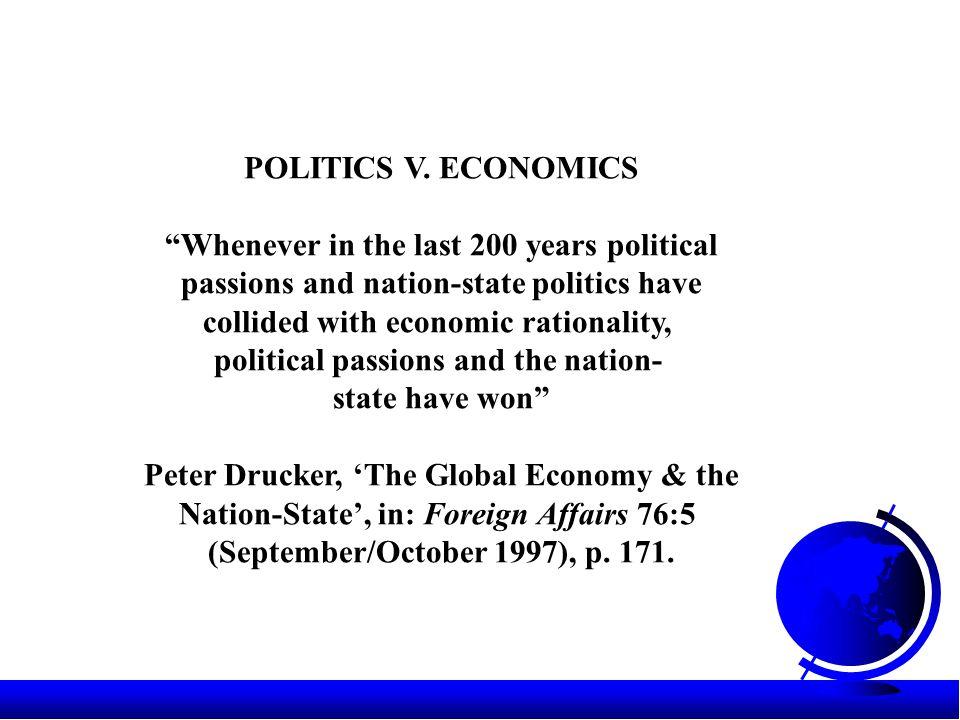 POLITICS V.