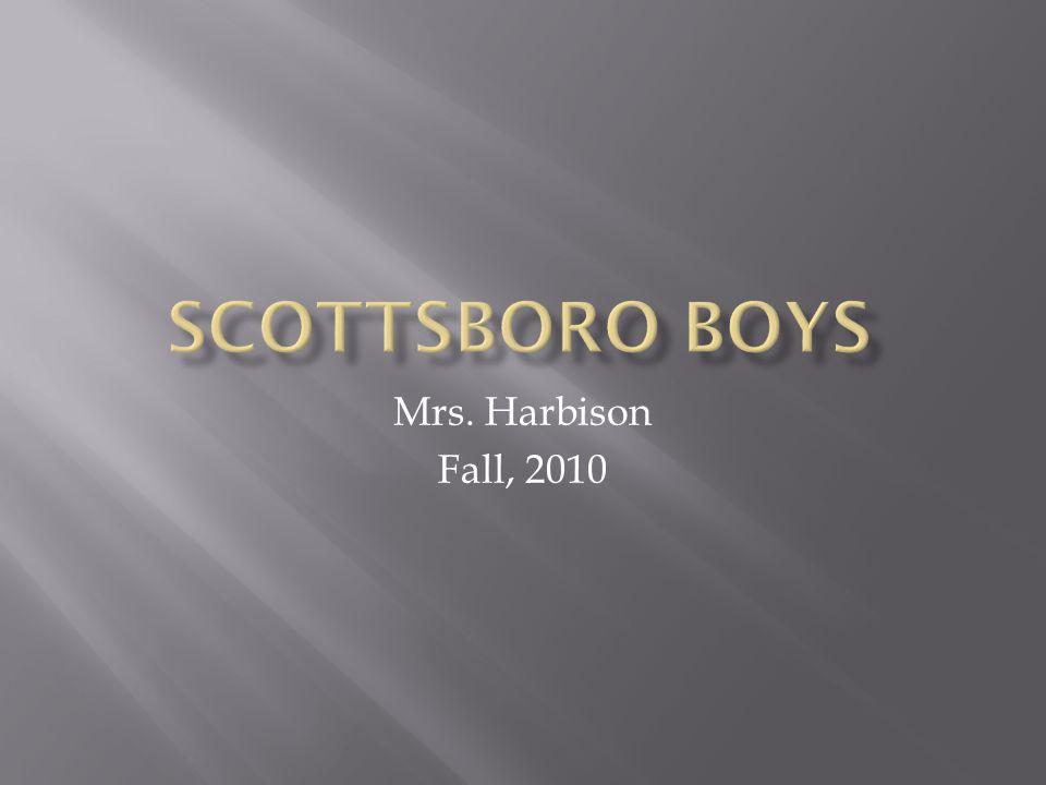 Mrs. Harbison Fall, 2010