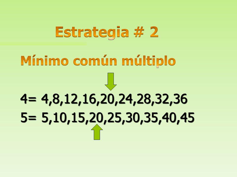 1 4 1 5 + = 4x5 (1x5) 20 5 + 4 = 9 20 + (1x4)