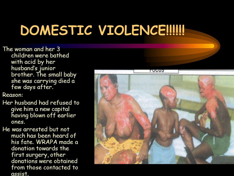 DOMESTIC VIOLENCE!!!!!.