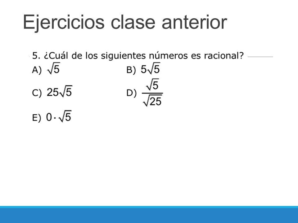Números Reales ( Real Numbers ) Es la unión de los números Racionales con los Irracionales.