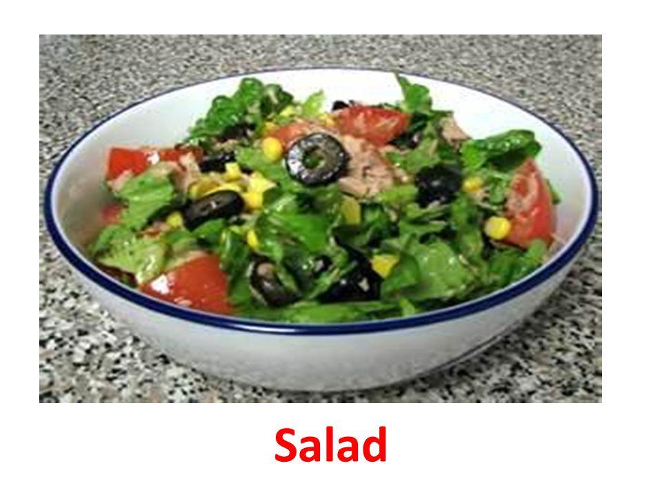 3 Salad