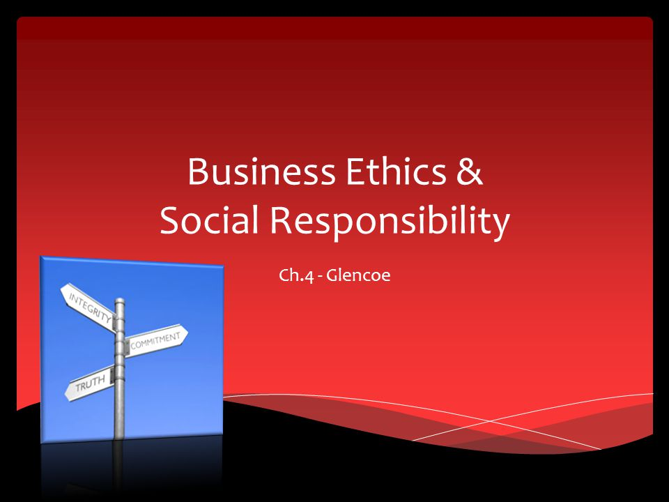  Ethics – is the set of moral principles by which people conduct themselves personally, socially, or professionally.