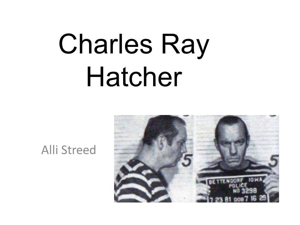 Alli Streed Charles Ray Hatcher