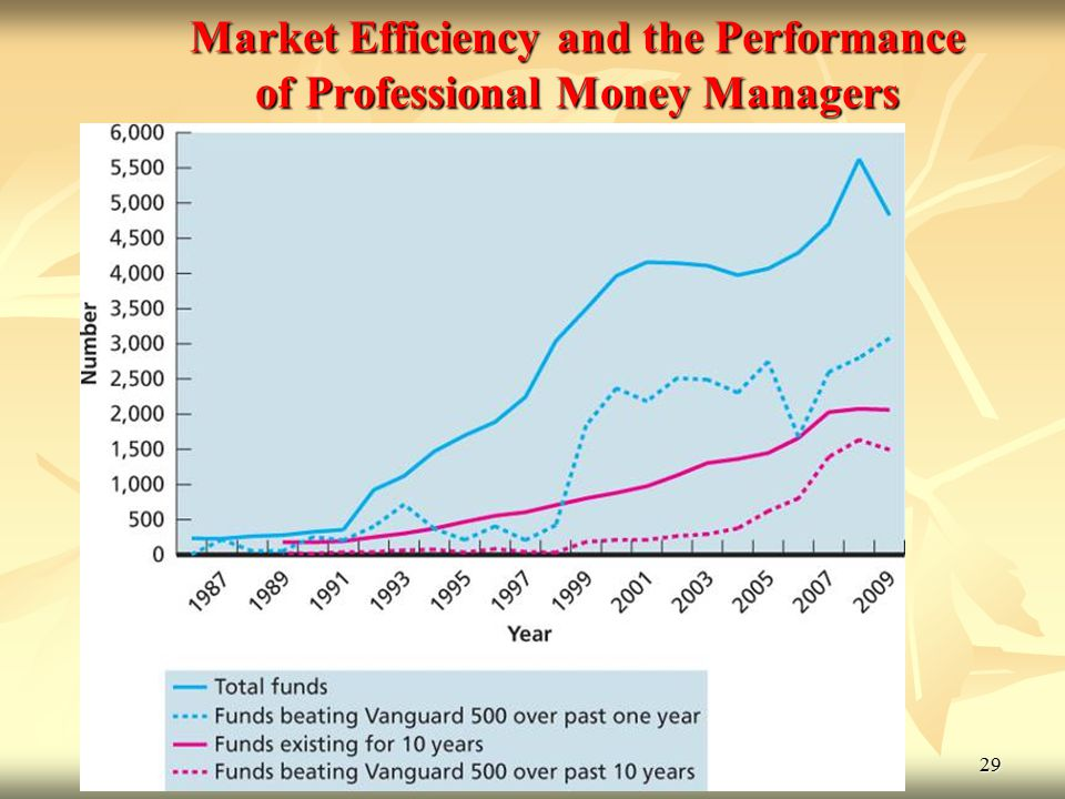 Ayşe Yüce Copyright © 2012 McGraw-Hill Ryerson Market Efficiency and the Performance of Professional Money Managers 29