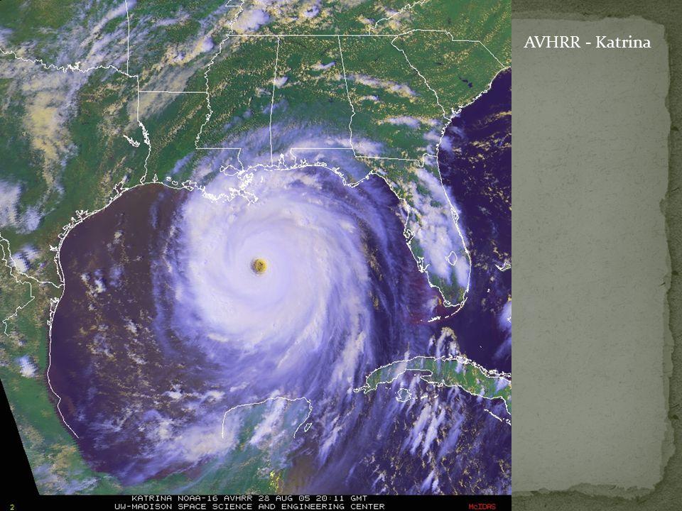 AVHRR - Katrina