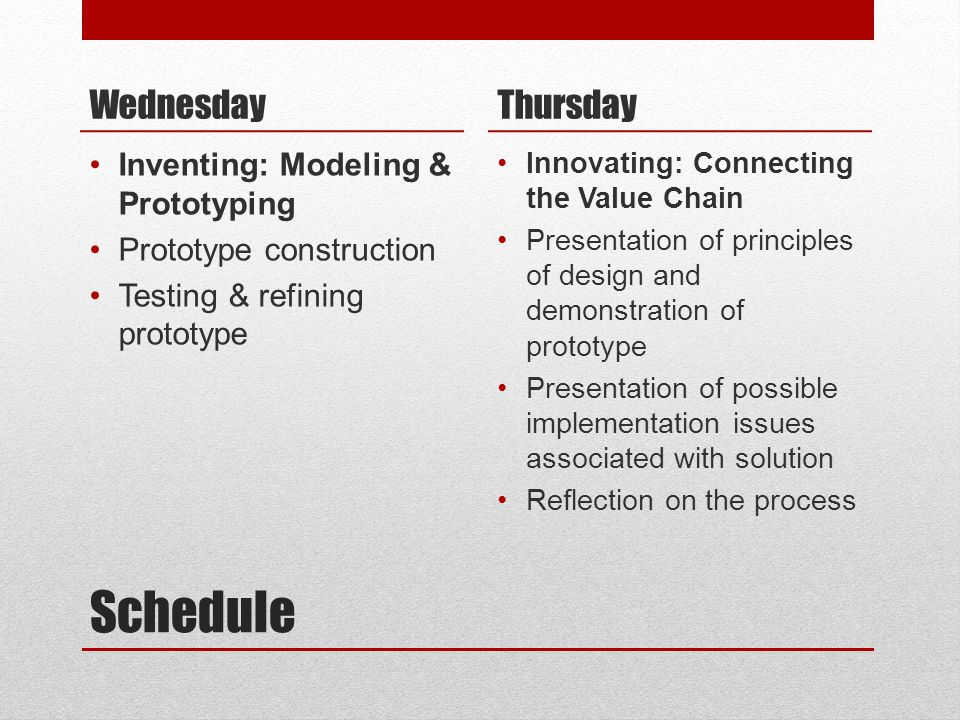 Schedule Friday Inquiring: Research & Scaffolding Inquiring on possible project ideas for Projects Day Integrating: Designing Problem and Ideation Sharing of project idea for PD Sabbatical Feedback