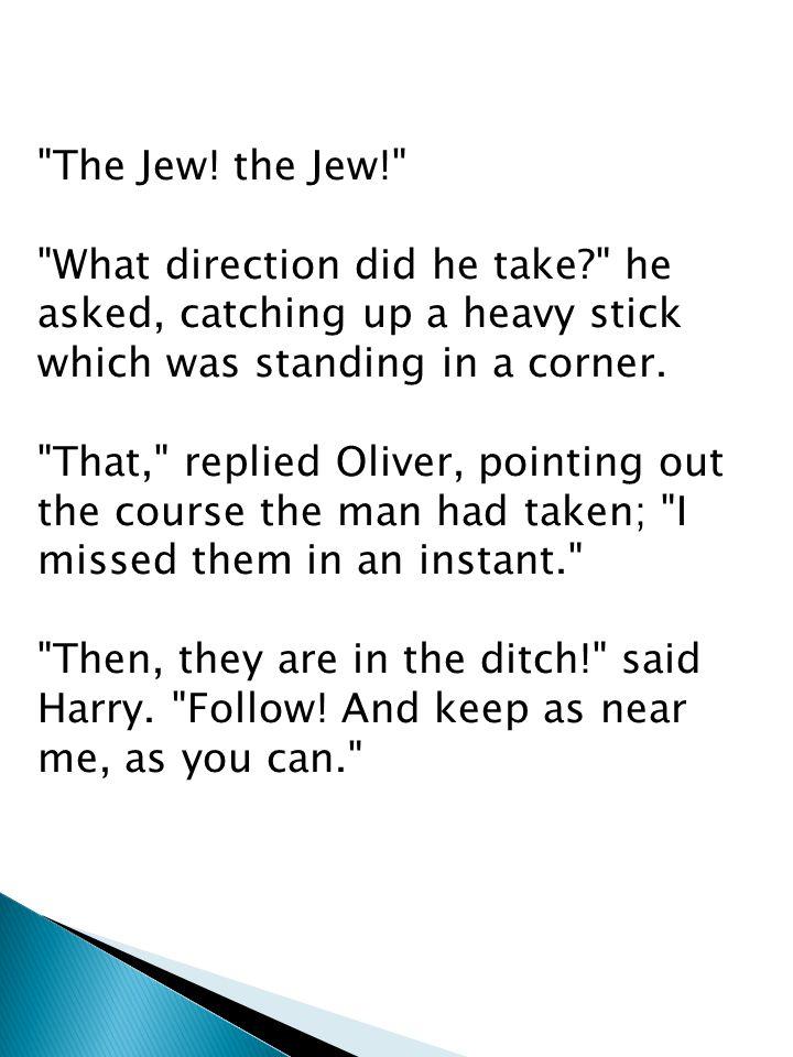 The Jew.