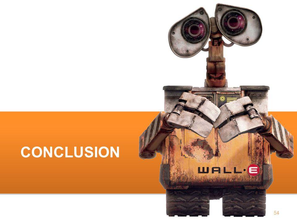 CONCLUSION 54
