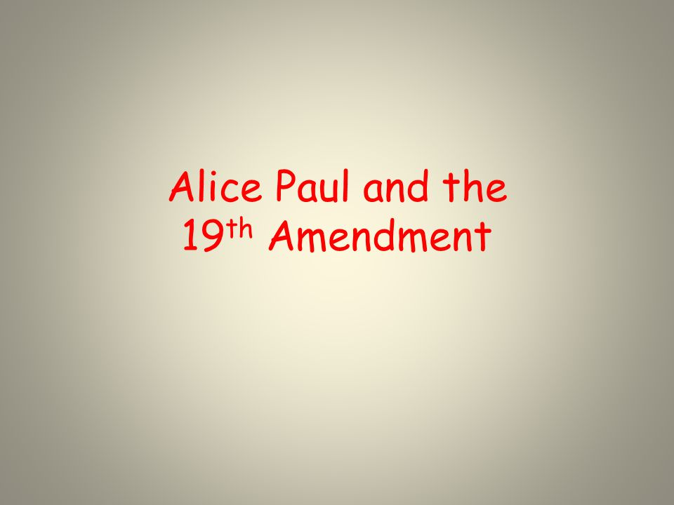 The Trial In 1917 and 1918, almost 500 suffragists were arrested during their picketing of the White House; 168, including National Woman s Party Chairperson Alice Paul, were tried, convicted, and imprisoned for terms of up to seven months for blocking traffic on a sidewalks.