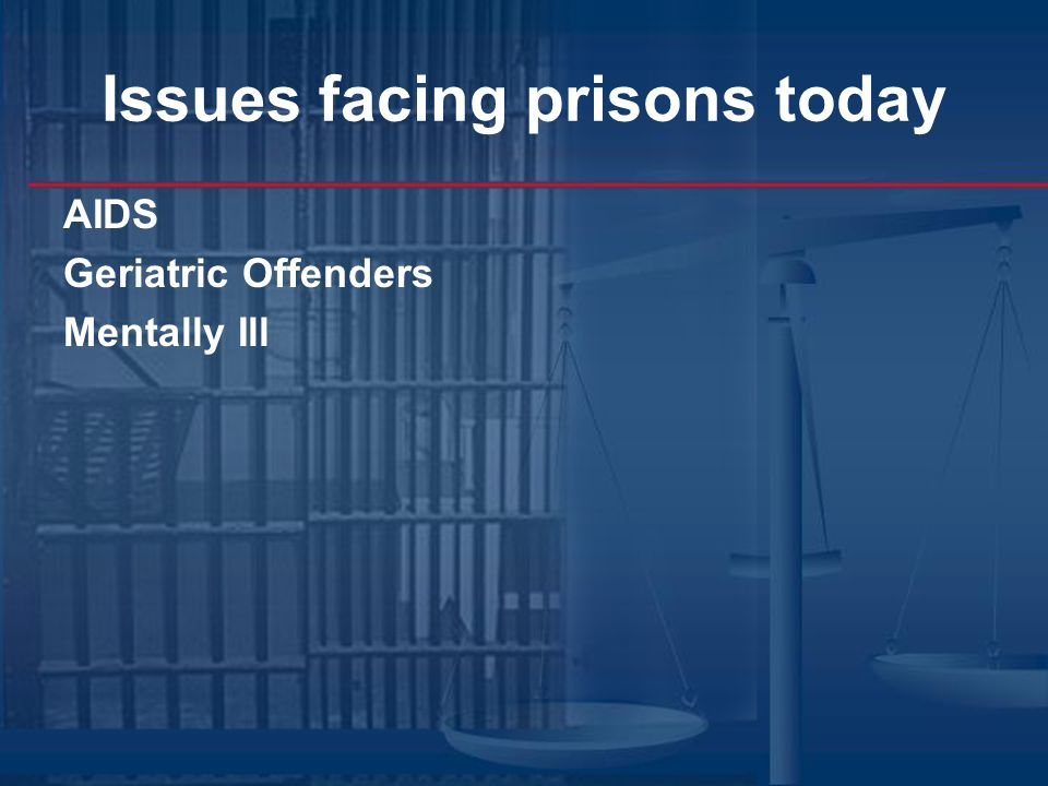 Prisoners' Rights