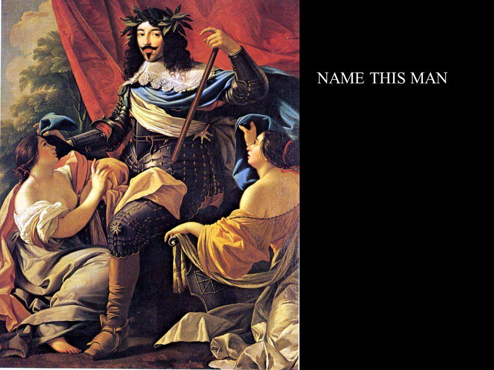 NAME THIS MAN