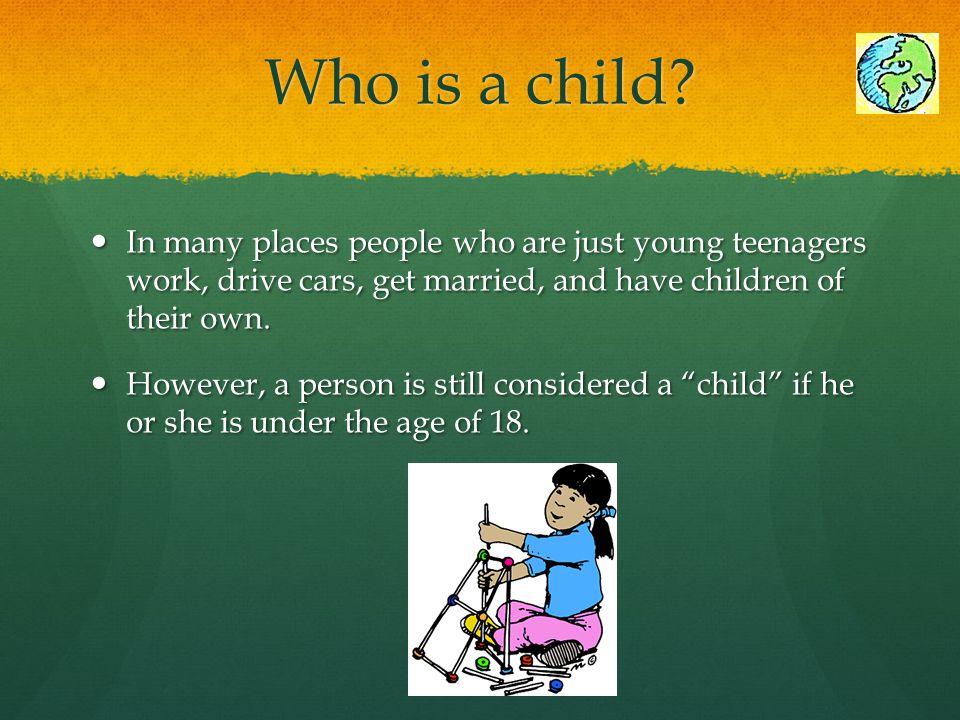 Children's Rights Rebecca K. Fraker NAD Teacher Bulletin Volume 13