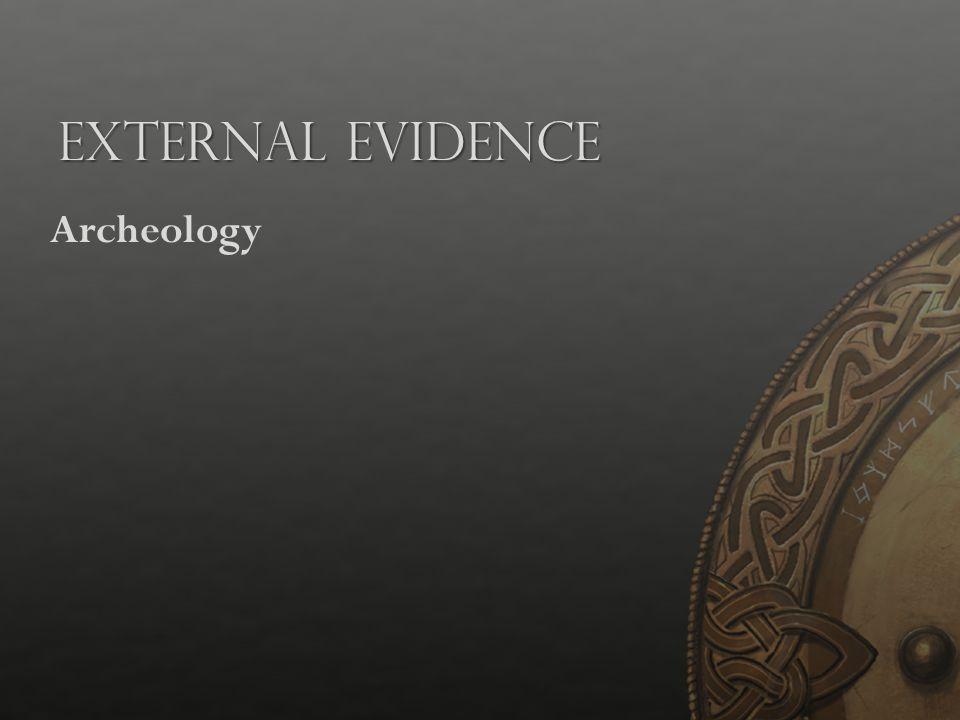 External Evidence Archeology