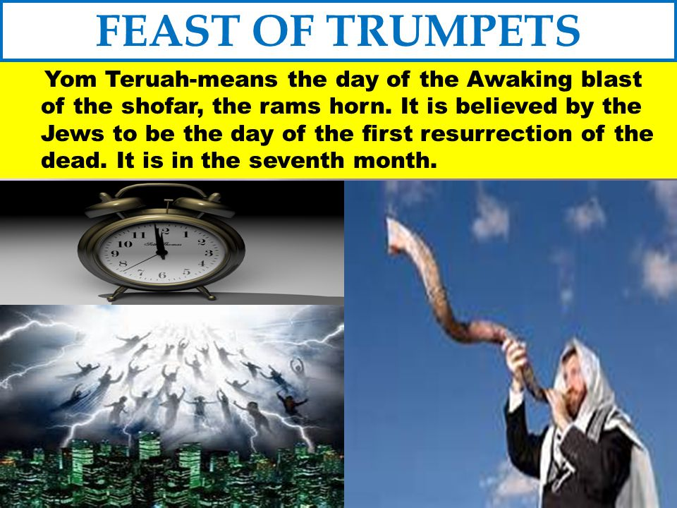 The Day of Atonement Ceremonies…..