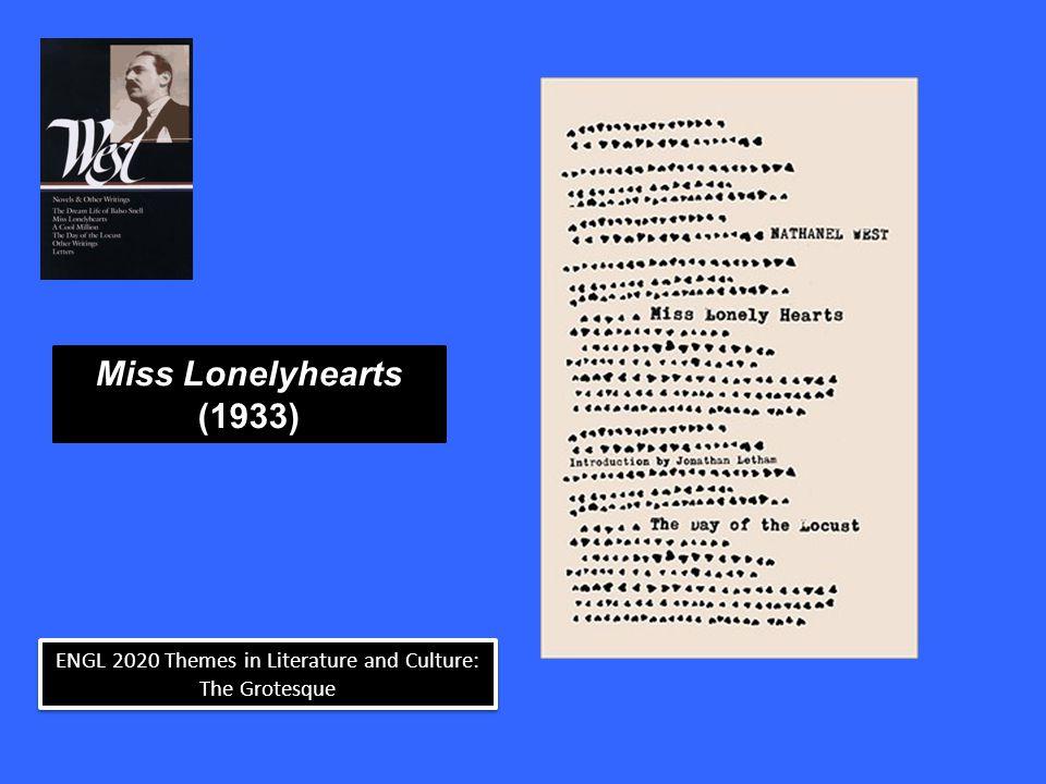 ENGL 2020 Themes in Literature and Culture: The Grotesque Nostalgia of the Infinite Giorgio Di Chirico