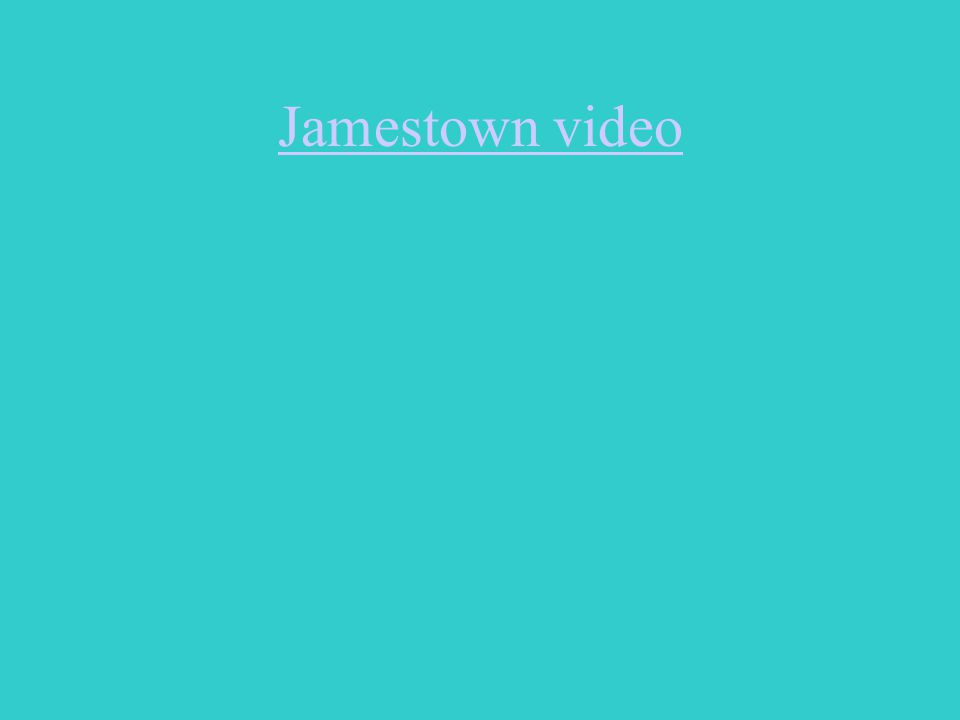 Jamestown video