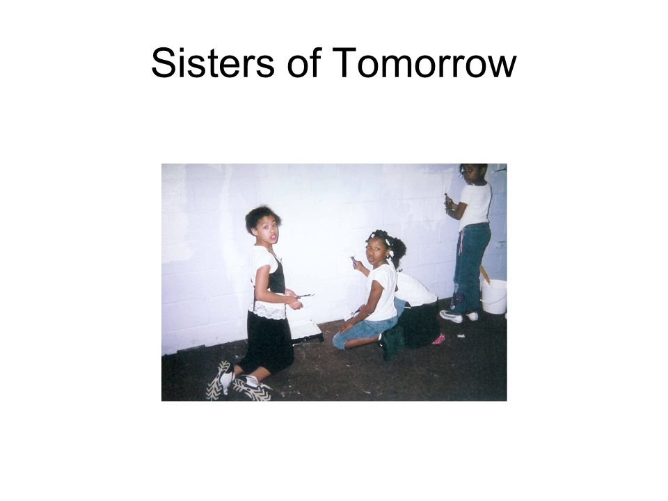 Sisters of Tomorrow