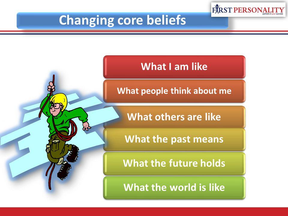 Negative beliefs