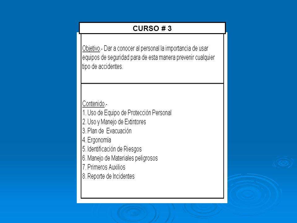 CURSO # 3