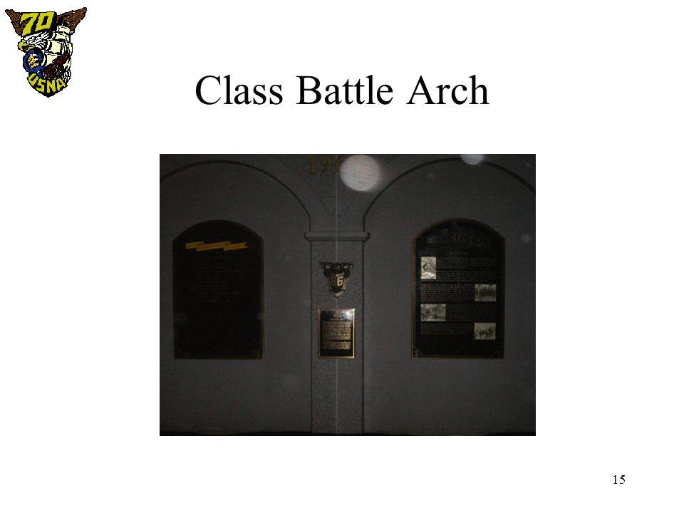 15 Class Battle Arch