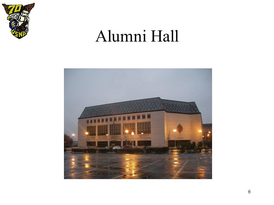 6 Alumni Hall