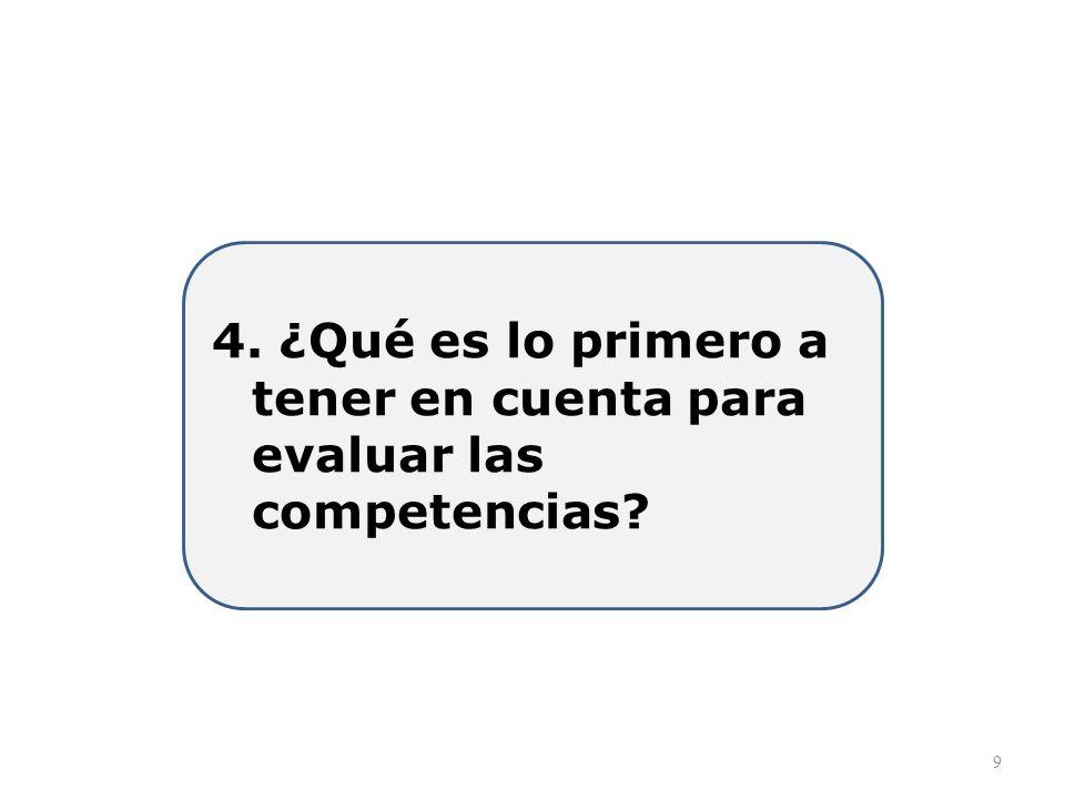 Componentes de las Matrices de evaluación ComponenteDescripción 1.CompetenciaEs la competencia a evaluar 2.