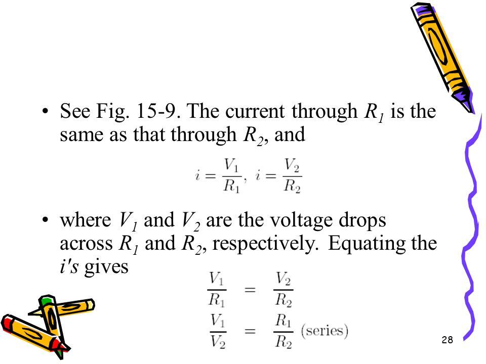 28 See Fig. 15-9.
