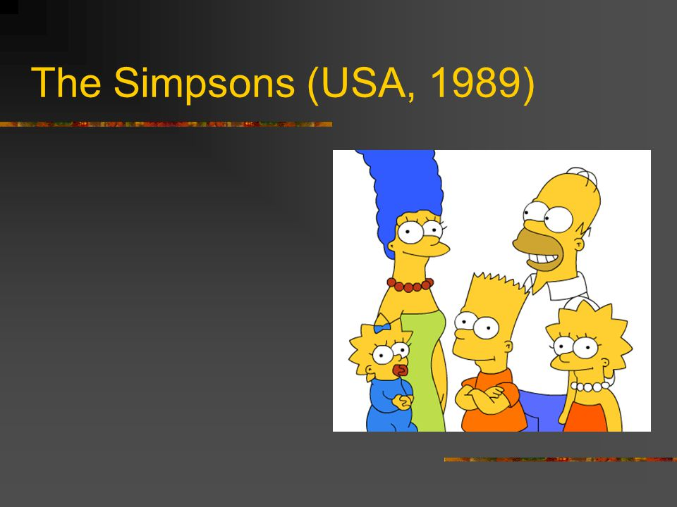 The Simpsons (USA, 1989)