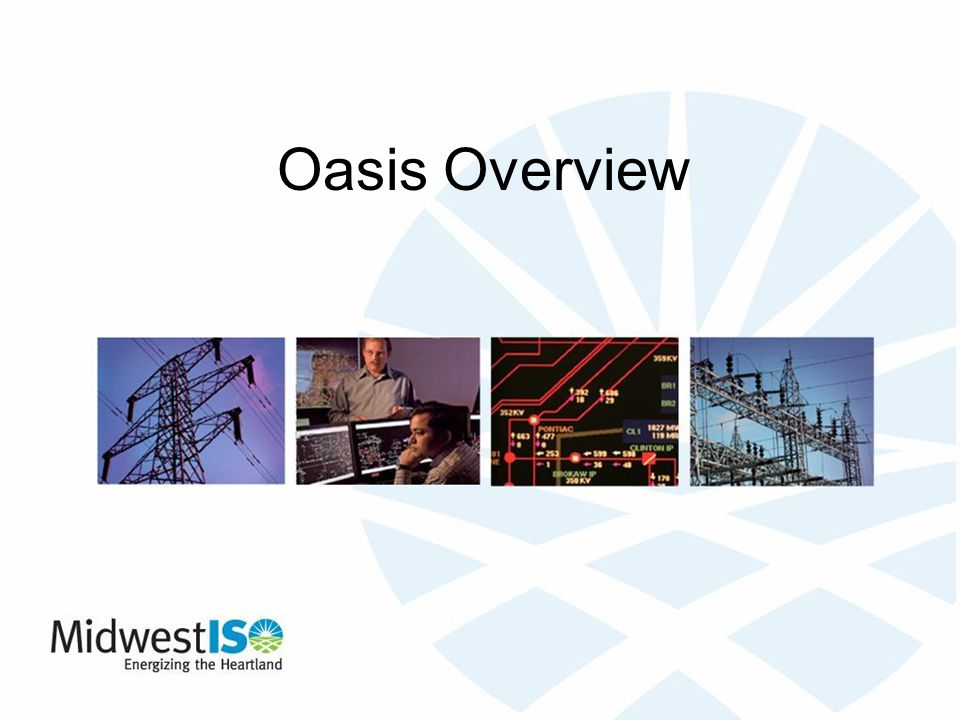 Oasis Overview