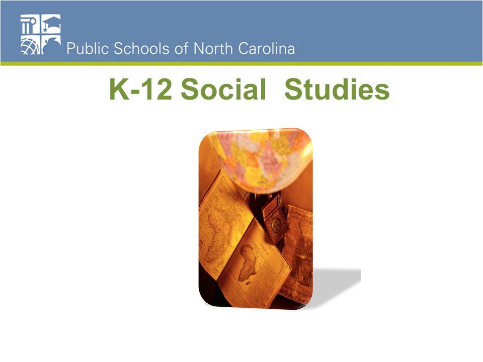 K-12 Social Studies