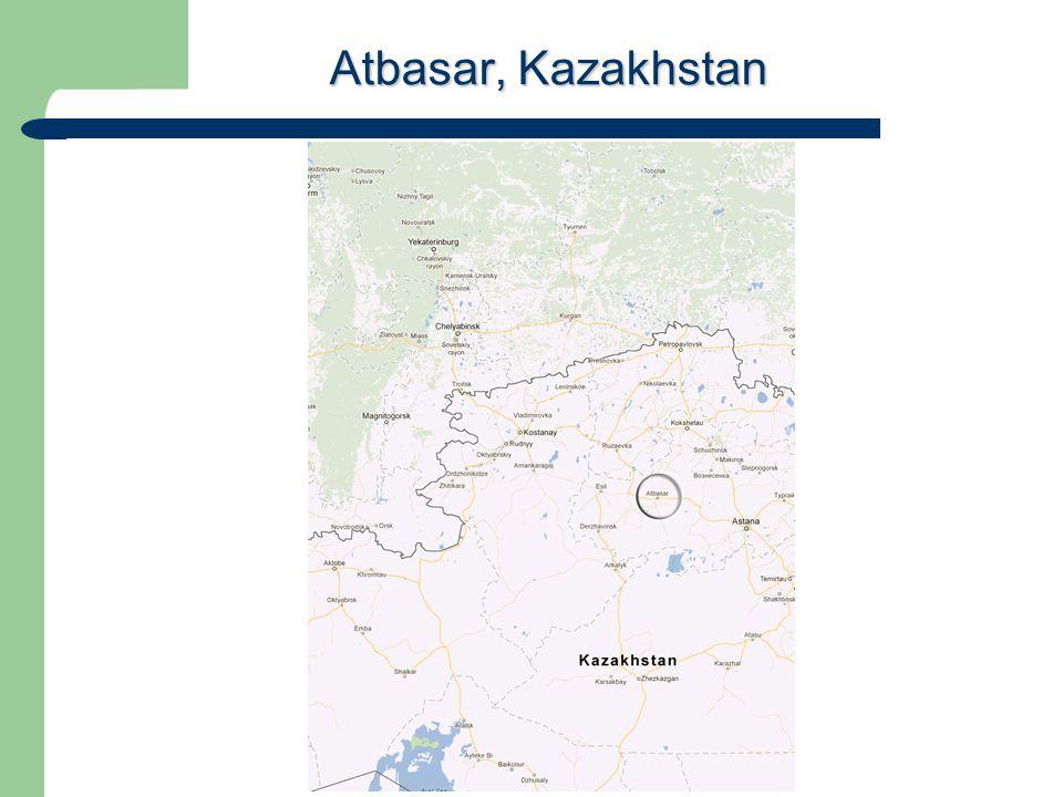 Atbasar, Kazakhstan