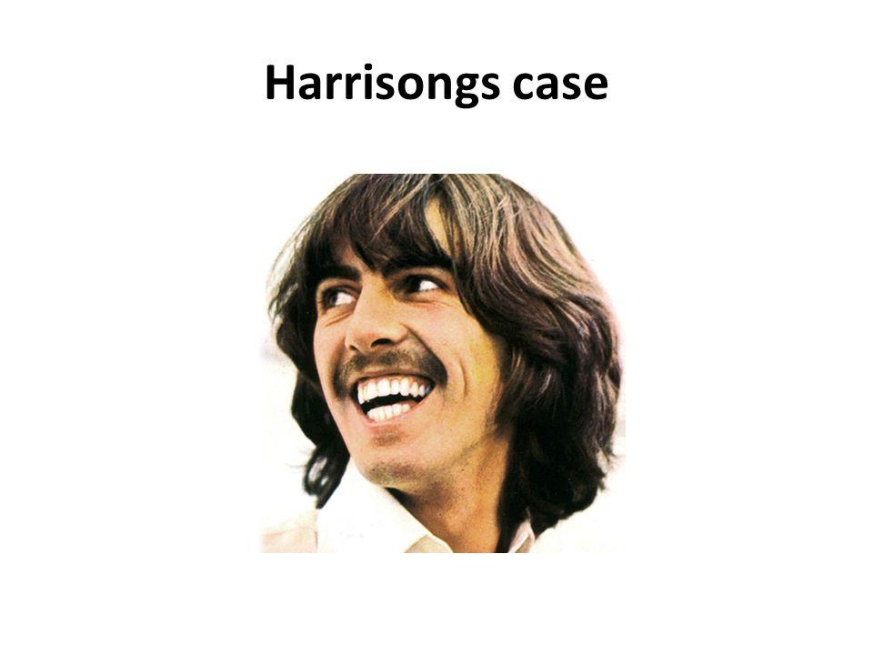 Harrisongs case