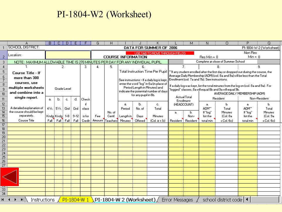 PI-1804-W2 (Worksheet)