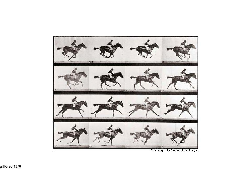 Galloping Horse 1878