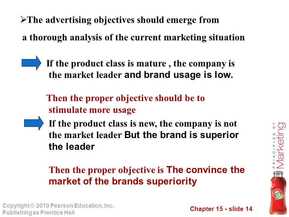 Chapter 15 - slide 14 Copyright © 2010 Pearson Education, Inc.