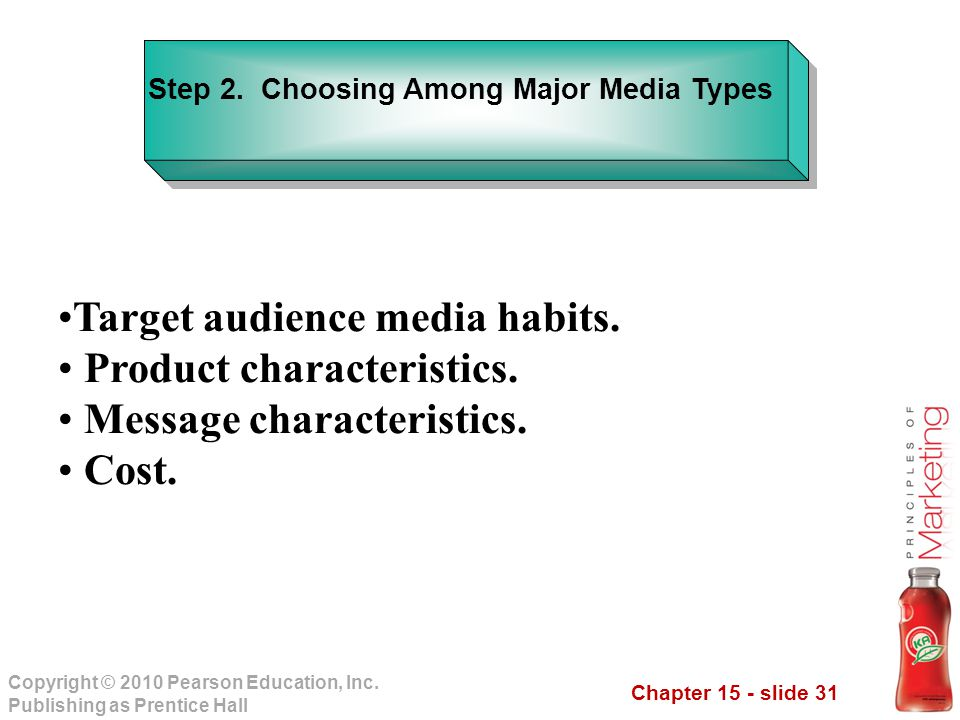 Chapter 15 - slide 31 Copyright © 2010 Pearson Education, Inc.