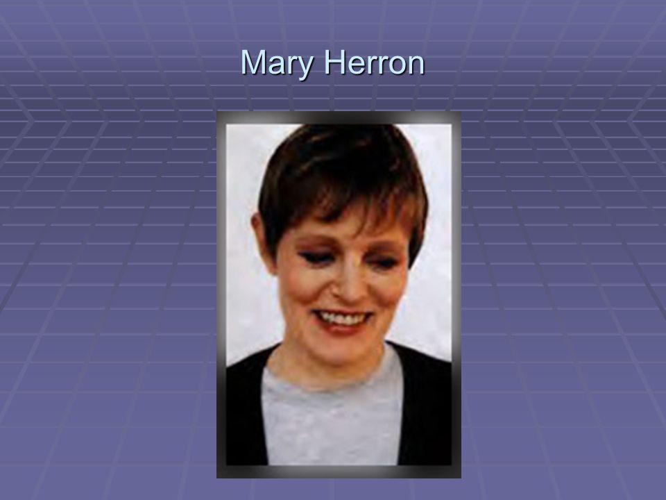 Mary Herron