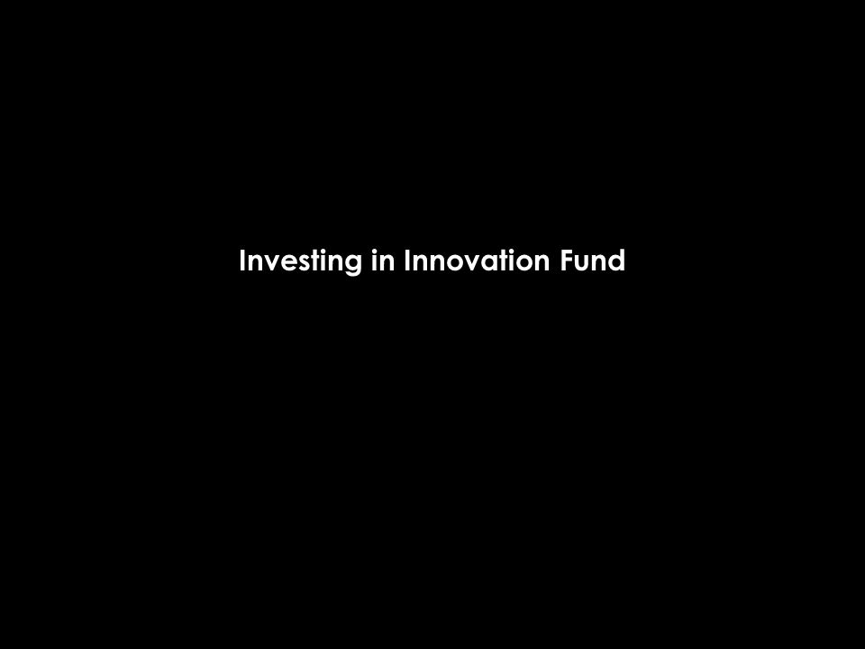 Investing in Innovation Fund