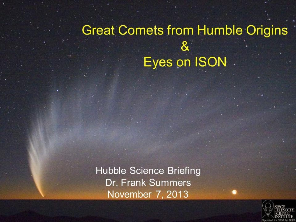 Oct 9, 2013 Comet ISON 92