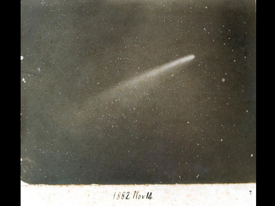 Comet ISON Mid to Late November –May be visible just before dawn Nov 28, 2013 –Closest approach to Sun Early December –Survive perihelion.
