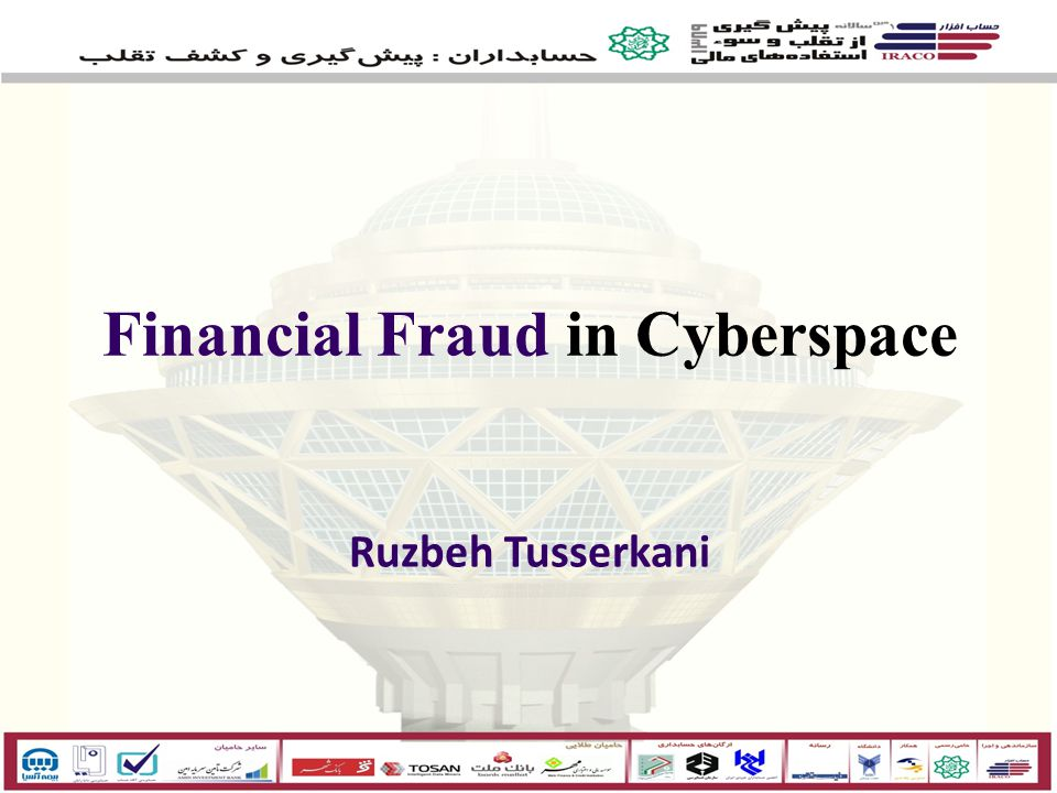 Financial Fraud in Cyberspace Ruzbeh Tusserkani