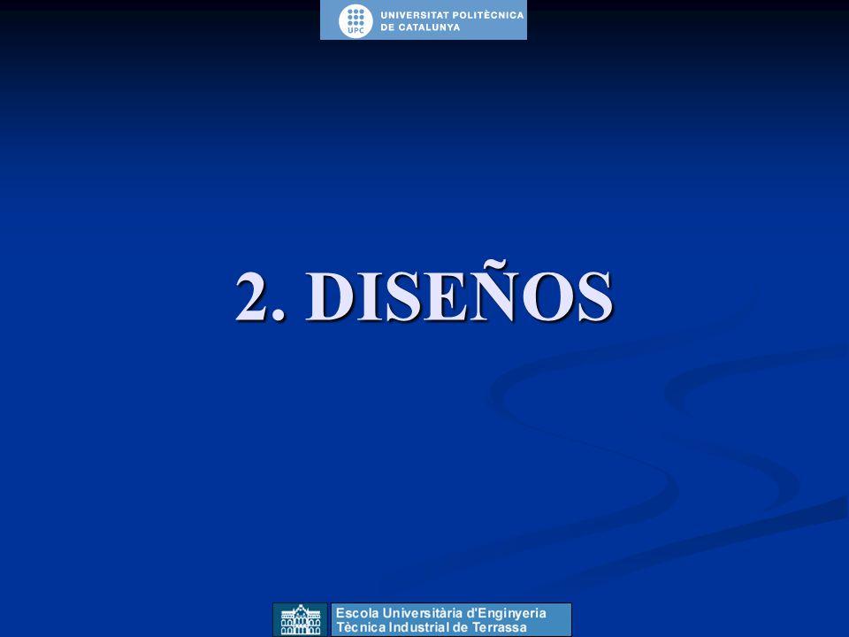2. DISEÑOS