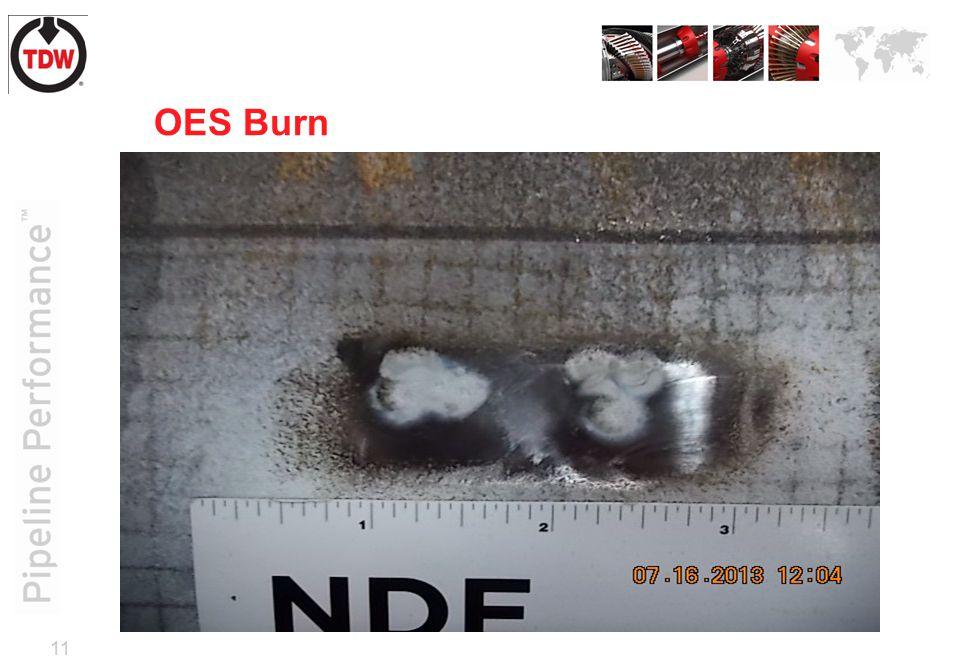 11 OES Burn