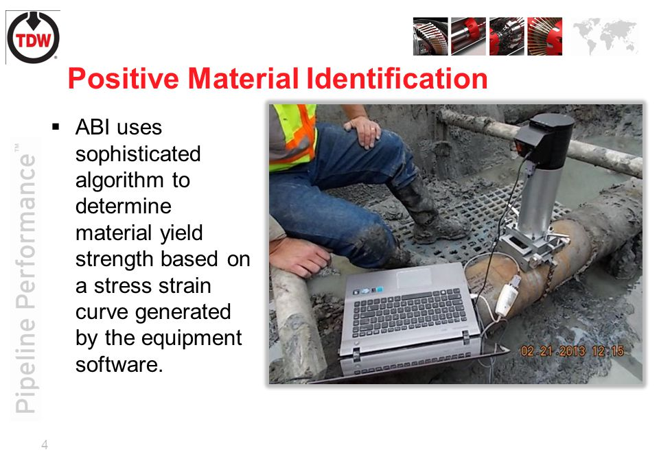 5 Positive Material Identification  A Ball Indenter sequentially applies a load fifteen times at a single location.