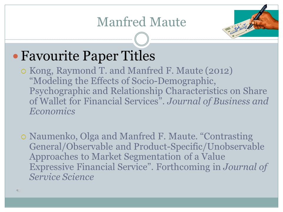 Lee Li Favourite Paper Titles  Li, Lee (2013) Liability of Country Foreignness and Liability of Regional Foreignness: Their Effects on Geographic Diversification and Firm Performance .